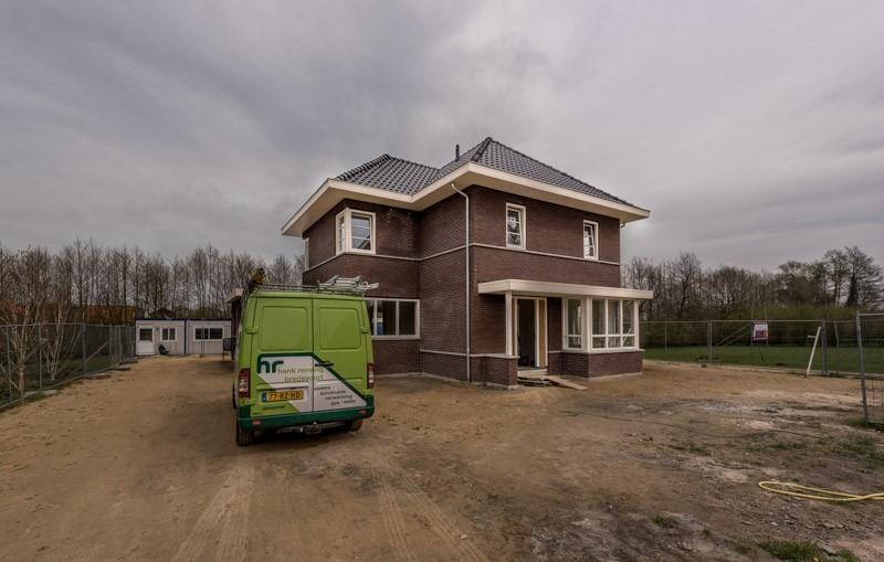 Nieuwbouw Henk Rensing